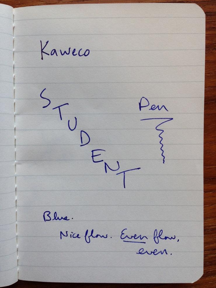kaweco-student-pen