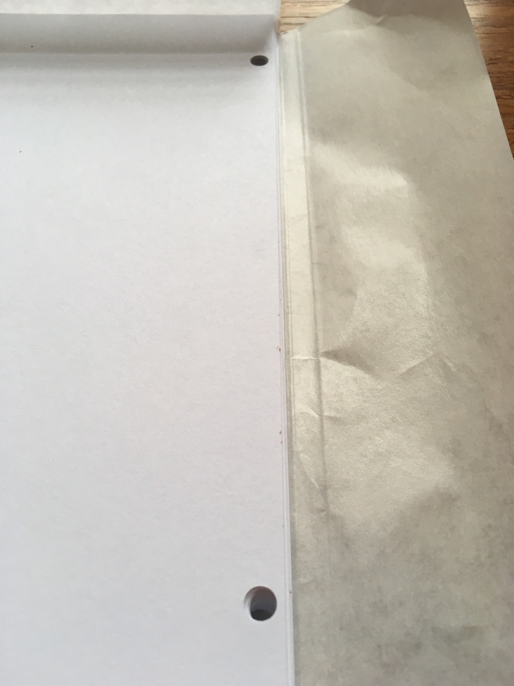 3_Hole Punched Paper